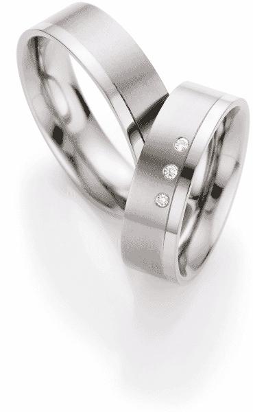 Hochzeitsring Titan ♀ Damenring