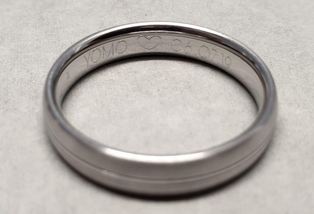 Gravur Ideen Für Den Verlobungsring Breedia
