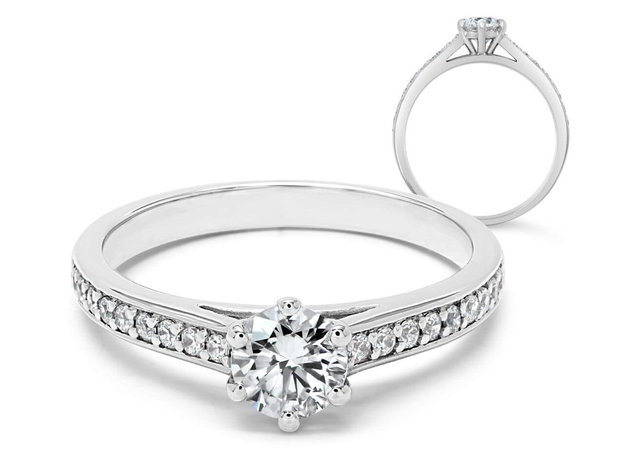 Exklusive Luxus Verlobungsringe kaufen | BREEDIA