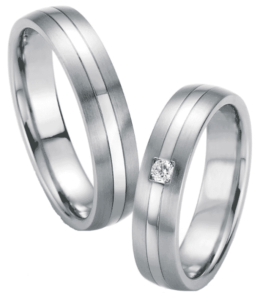 Steel Evolution Ringe Barbara