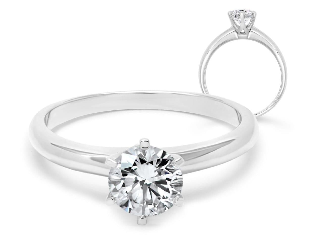 Klassische Verlobungsringe kaufen | BREEDIA