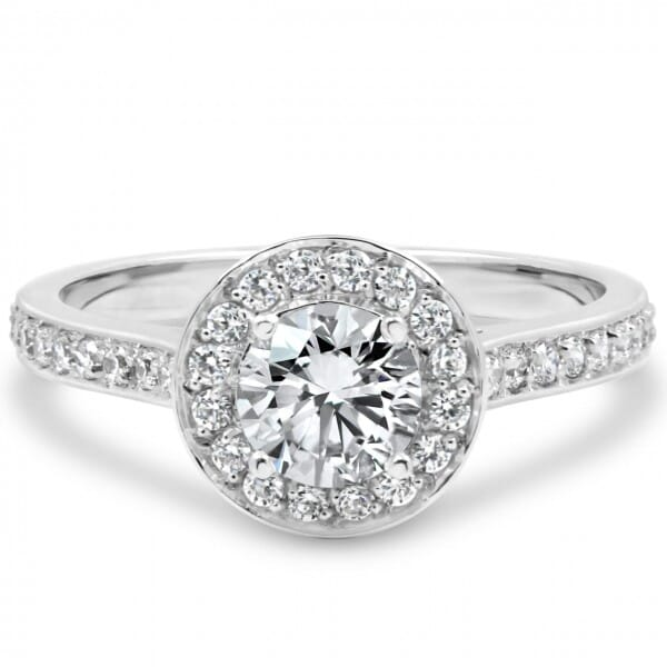 Halo Love 0,82 ct.