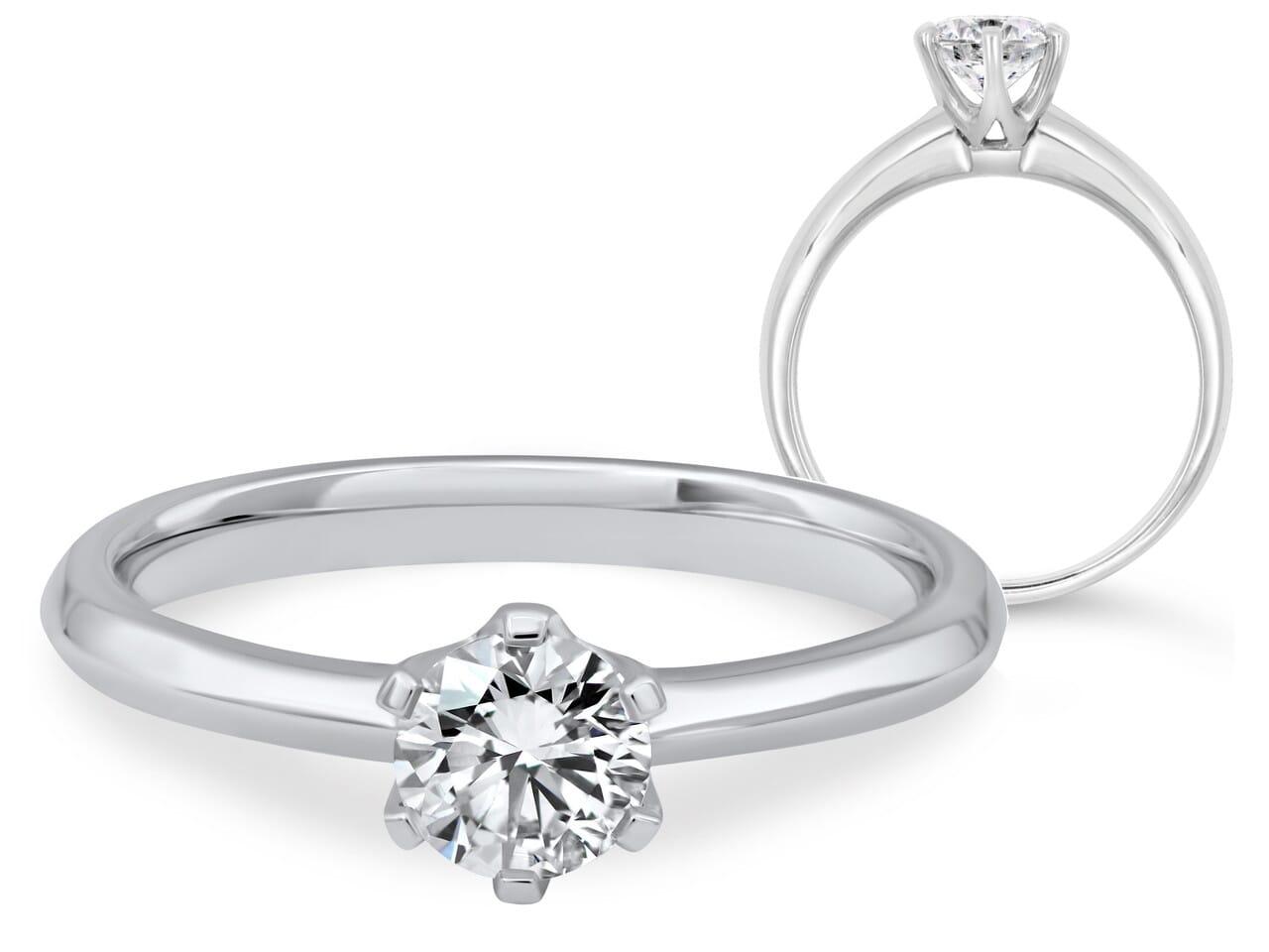 Verlobungsringe mit Edelsteinen | BREEDIA