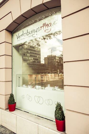 Trauringe und Verlobungsringe München