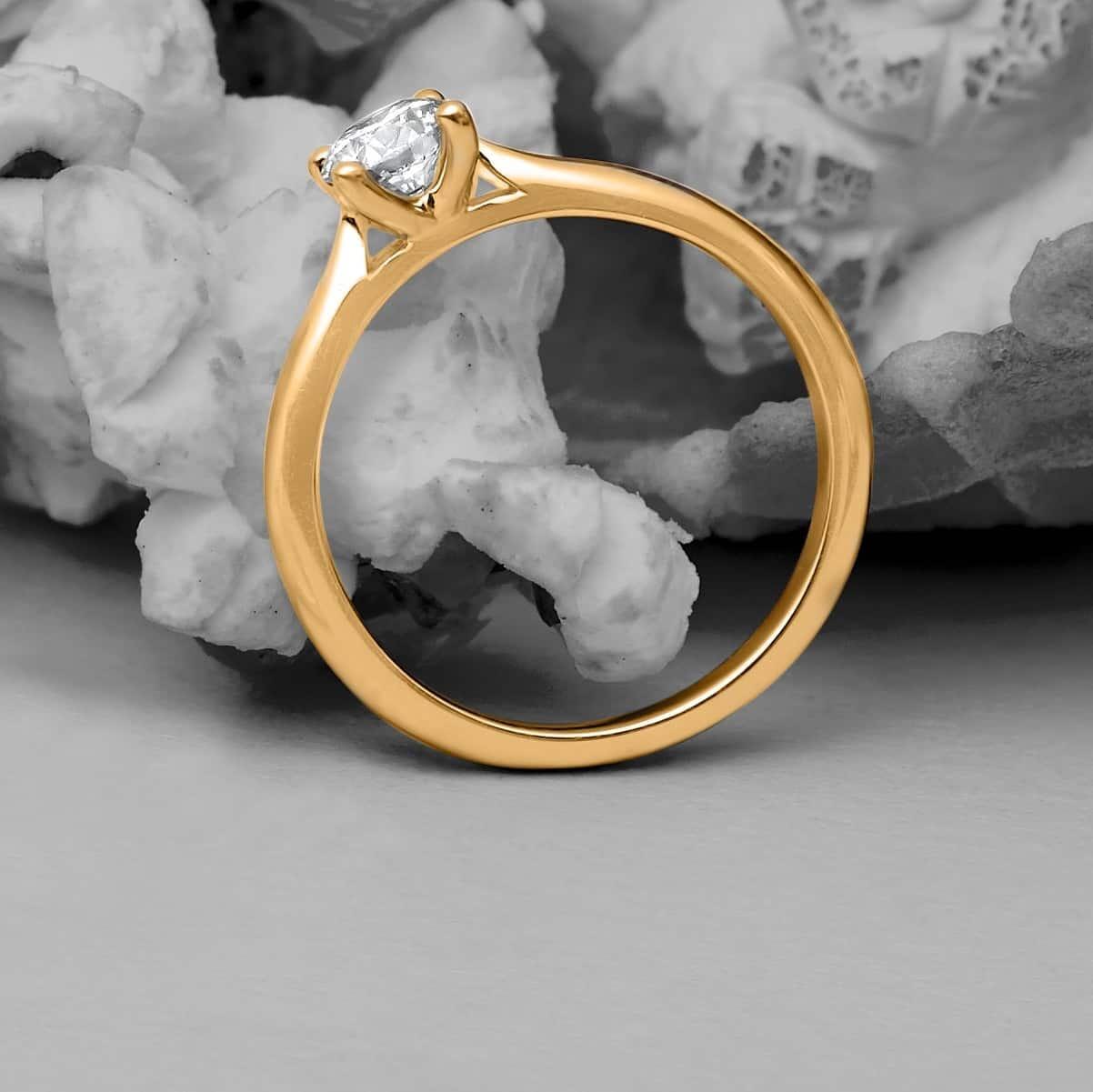 Verlobungsringe Nach Stil Einkaufen Breedia